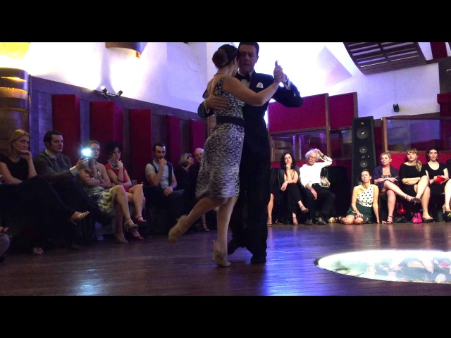 Claudio Forte e Barbara Carpino - Merceditas - Firenze - Gennaio 2016