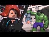 Мультики Лего. Лего Марвел мстители. Эра Альтрона ВСЕ СЕРИИ ПОДРЯД БЕЗ ОСТАНОВКИ. Lego avengers.