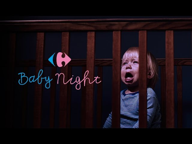 Carrefour Baby Night - Case History