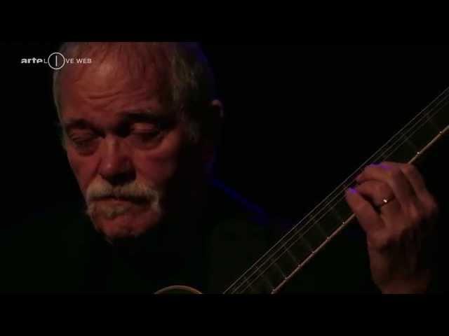 John Abercrombie Quartet - Skopje Jazz Festival 2013