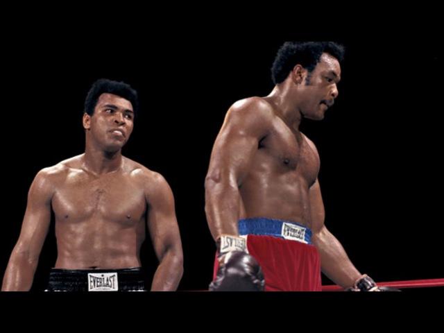 Muhammad Ali vs George Foreman Legendary Night HD