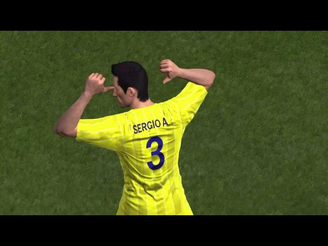 My CLUB 2 MESTRE FC AGUERO FEZ CHOVER