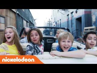 Никки, Рикки, Дикки и Дон едут в Голливуд