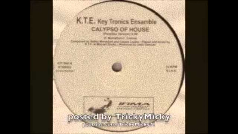 [1990] Key Tronics Ensemble - Calypso Of House (Paradise Version) [3/3]