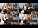 Nirvana heart shaped box Instrumental Acoustic Cover by Max Bagoy