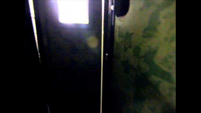 Лифт в самолёте Ил-86 RA-86103
