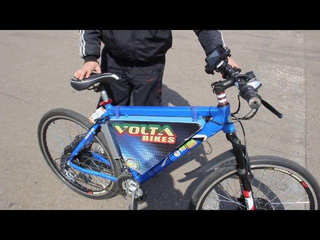 Два мотор колеса Volta bikes 48V 500W с контроллерами 60V 1000W