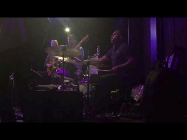 Nate Smith wJohn Patitucci Electric Guitar Quartet Jack Johnson @ Dazzle, Denver