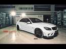 BGST C63 Wide Body Conversion ADV 1 Wheels