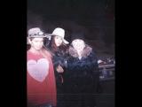 Инстаграм Haughty Manners: Нина и Лорен Пол в национальном парке США под названием «Джошуа - Три» в начале марта 2016 года.