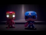 Marvel Collector Corps - CIVIL WAR Funko Teaser Video [DC MARVEL Universe]