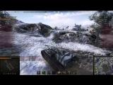 World Of Tanks Как Играть на Вафле 10 Фрагов и 10,000 Урона на Waffenträger auf E 100