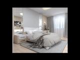 Дизайн интерьера двухкомнатной квартиры - студии в г. Челябинске от студии дизайна Supernova cas A