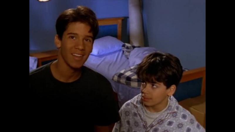 Боишься ли ты темноты? (3-й сезон, эпизоды 4,6,7,9,11,12) / Are You Afraid of the Dark? (S.3, Ep. 4,6,7,9,11,12) (1994) Часть -