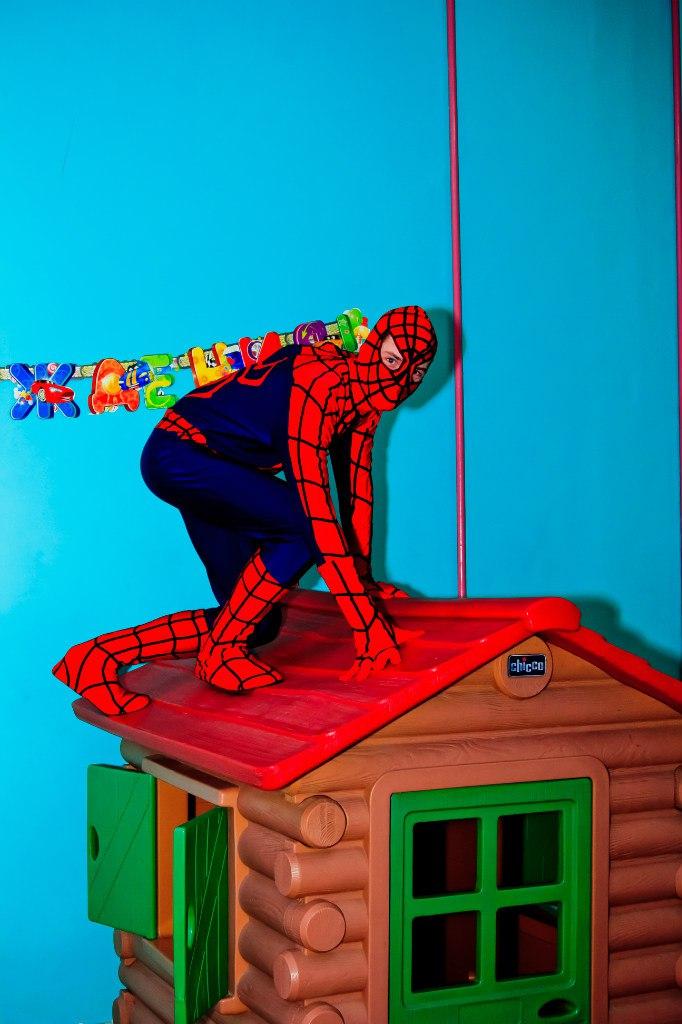 заказ аниматоров на Детский праздник Семейный центр Апельсин Запорожье