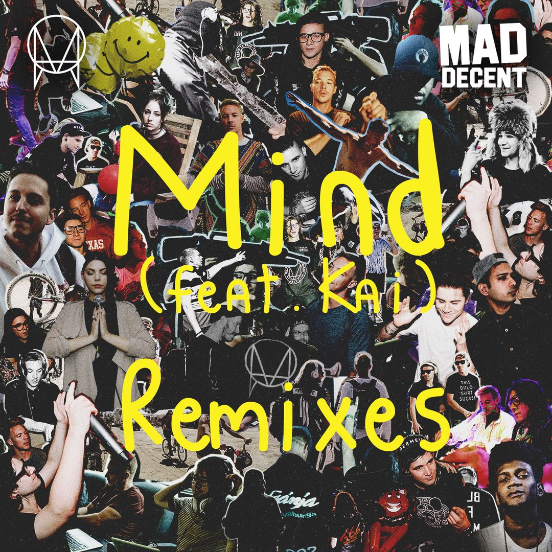 Skrillex & Diplo feat. Kai - Mind (Wiwek Remix)