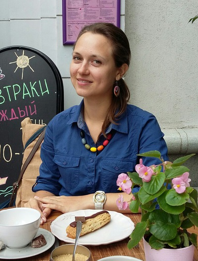 Ольга Чуева