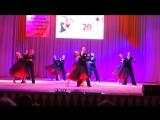 Гала-концерт - 20 лет ФТСУ. ТСК Радуга (г.Сарапул)