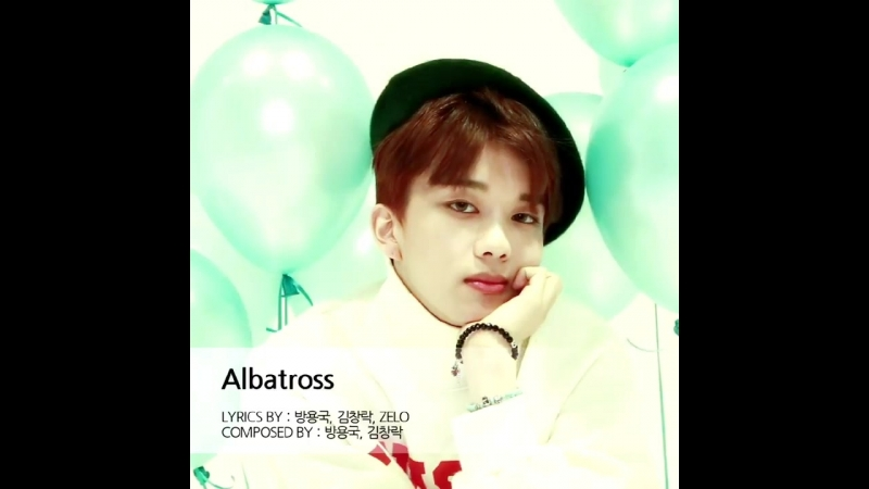 [Audio Teaser] B.A.P - Albatross (Mini Album CARNIVAL)