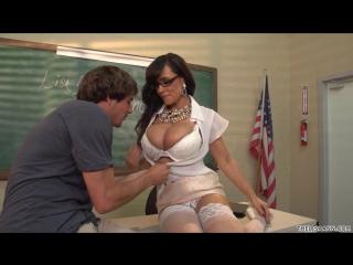 lisa ann school milf brazzer, ass, anal, sex, big tits