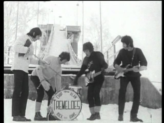 The Tremeloes - Suddenly You Love Me 1968 (Песенка велосипедистов)