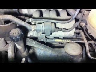 Аспекты установки инжектора на базе Январь 5.1 на автомобиль VW Transporter мотор AAC
