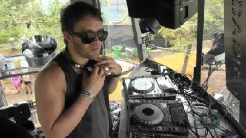 Lee Foss b2b Skream Ultra Music Festival 2016