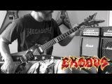 Exodus - Bedlam 1-2-3 Guitar Cover