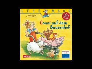 Conni auf dem Bauernhof- Hörbuch