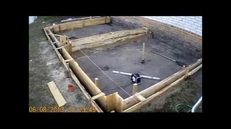 Как построить большой вольер для алабаев How to build an aviary