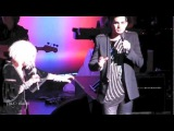 Cyndi Lauper &amp Adam Lambert - Mad World - Home for the Holidays Charity Concert - NYC