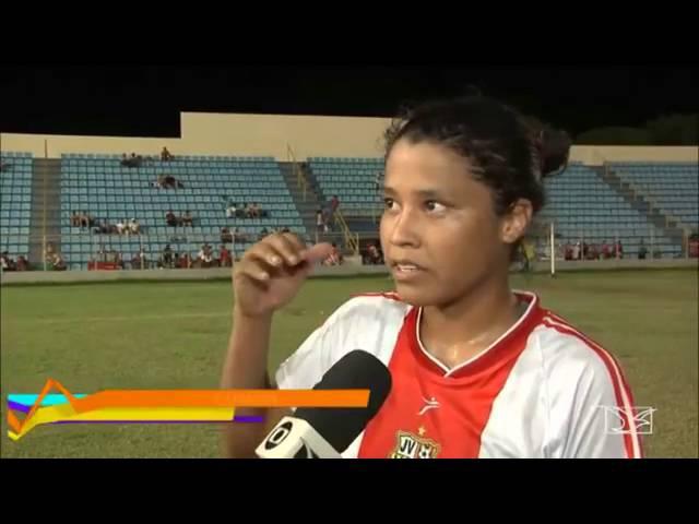 JV Lideral/MA 6X0 Caucaia/CE - Copa do Brasil de Futebol Feminino 07/09/2016