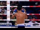(Буакав Пор. Прамук и Геворг Петросян) Buakaw Por Pramuk vs Giorgio Petrosyan K 1 2007