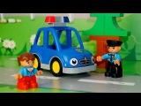 Мультик. Лего мультики на русском языке. Профессии для детей. Машинки в ЛЕГО мультике про профессии.