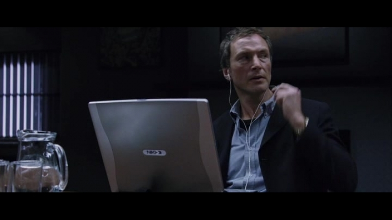2005 The contract (Bruce Beresford 1940-08-16) Шахматы