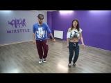 Простая hip hop связка 1¦ Как научиться танцевать Хип-Хоп  ¦ Урок 1