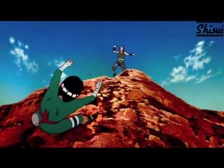 Rock Lee vs Shira AMV