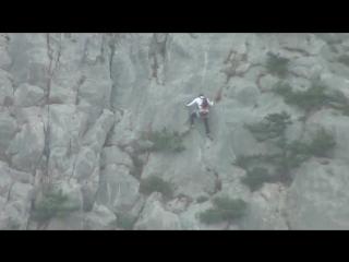 Симеиз. Гора Кошка со скалы Дива.