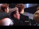 FANCAM 131122 MAMA @ EXO's Sehun Focus - 2ne1 Performance