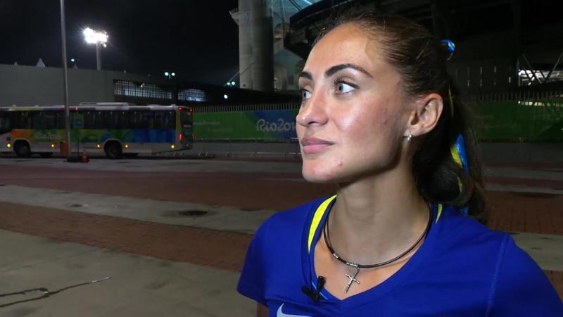 Ольга Земляк - про фінал з бігу на 400 м (Ріо-2016)