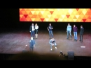 Колян танцует пасодобль. Светлогорск Янтарь холл 14.02.2016