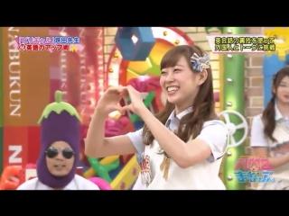 Watanabe Miyuki NMB48 Milky speaks English.