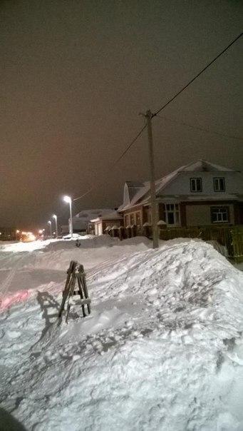Жители Чистополя массово жалуются на отсутствие уличного освещения – «Народный контроль»