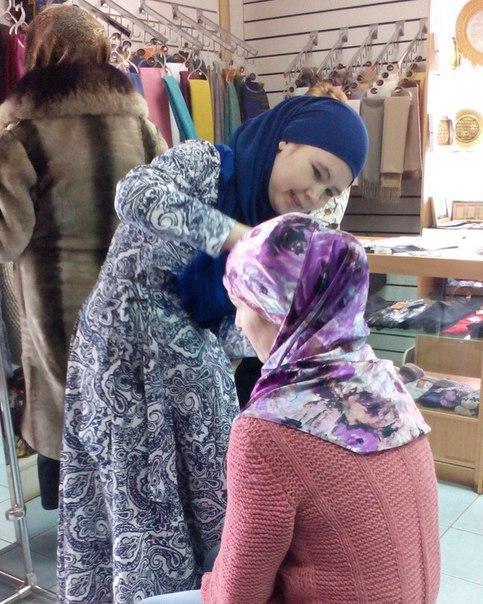 В Азнакаево отметили Всемирный день хиджаба