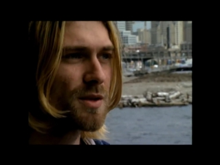 Интервью с Куртом Кобейном для Musique Plus TV, 10.08.1993 [RUS.Озвучка]