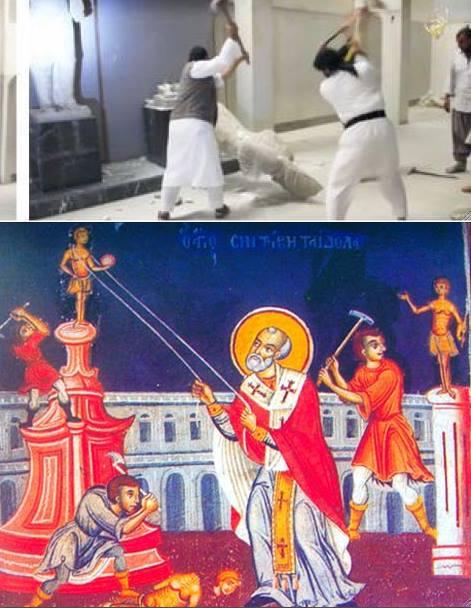 Досье преступлений христианства