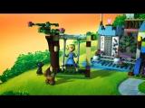 LEGO® Disney Princess. Набор 41055. Золушка на балу в королевском замке