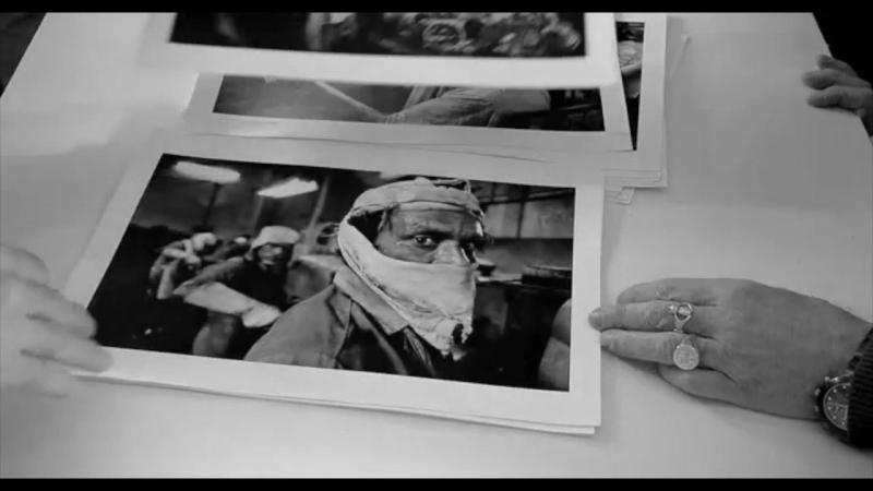 Соль Земли The Salt of the Earth Джулиано Рибейру Сальгаду Вим Вендерс 2014 документальный биография история