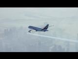 А380 и реактивные ранцы, Фантастическое видео!