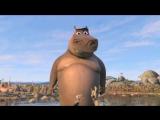 Мадагаскар 2/Madagascar: Escape 2 Africa (2008) Международный трейлер (дублированный)